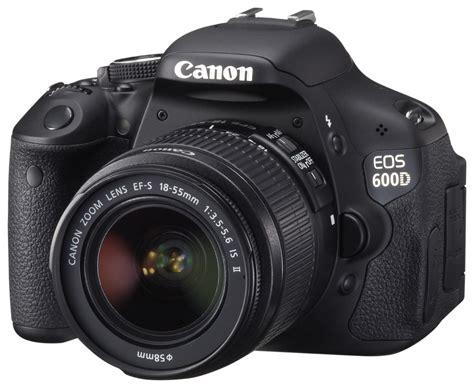 Canon EOS 600D et 1100D  écran orientable pour l'un