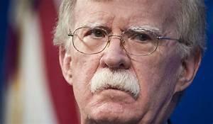National Security Advisor John Bolton unveils the Trump ...