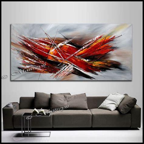 avion de chasse grand abstrait peinture mural contemporain abstrait peinture 224