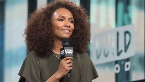 """Janet Mock Discusses Her New Podcast """"Never Before with ..."""