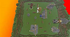 Call of Duty map + IP Minecraft Project