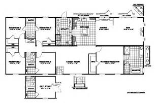 Clayton Mobile Home Floor Plans Photos by Manufactured Home Floor Plan 2010 Clayton Mountaineer