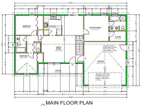 House Plans Blueprints  Free House Plan Reviews