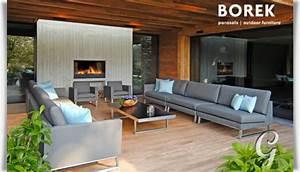 Gartenmöbel Modern Design : design gartenlounge couch modul serano ~ Markanthonyermac.com Haus und Dekorationen