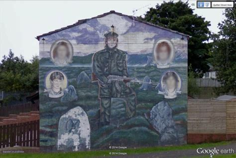 l irlande du nord et ses quot murals quot