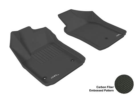 3d maxpider l1fa00311509 digitally molded floor mat fiat