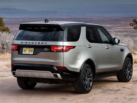 2018 Land Rover Discovery Review, Design, Engine, Release