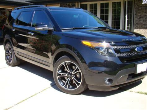 buy used 2013 ford explorer sport ecoboost navigation dvd