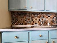 backsplash tile designs Kitchen Tile Backsplash Ideas: Pictures & Tips From HGTV ...