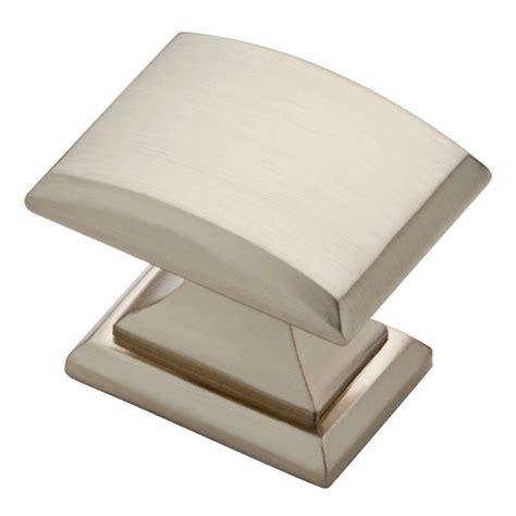 shop brainerd architectural satin nickel square cabinet