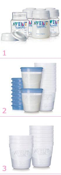 pot conservation lait maternel trendyyy