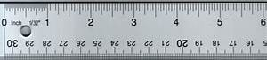 To Scale Inch : printable 6 inch ruler actual size printable 360 degree ~ Markanthonyermac.com Haus und Dekorationen