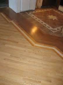 borders vents feature strips and more make your hardwood floor wood stained tile arafen