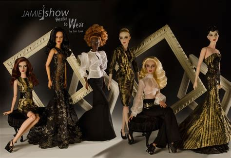 1000+ Images About Jamieshow Resin Bjd's Fashion Dolls On
