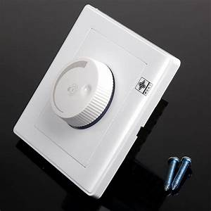 Led Dimmer Anschließen : adjustable controller led dimmer switch dimmable light bulb lamp 320 220v new ebay ~ Markanthonyermac.com Haus und Dekorationen
