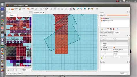 tiled tile map editor 0 10