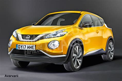 New 2018 Nissan Juke Engines, Exclusive Pics And Details