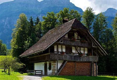 chalet suisse la beaut 233 simple du bois