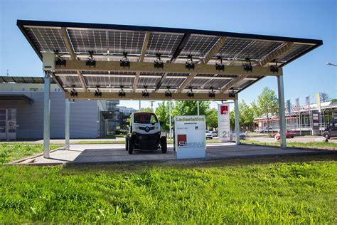 Simodulecom Photovoltaikcarports
