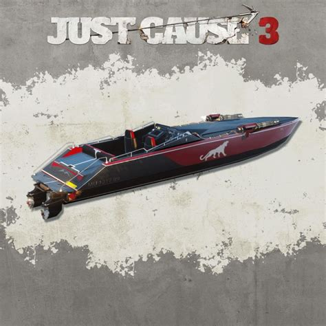Mini Boat Game by Just Cause 3 Mini Gun Racing Boat For Playstation 4 2016