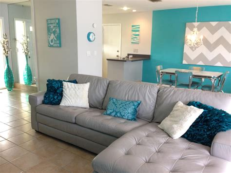 grey brown and turquoise living room grey and turquoise living room room bayshore side table
