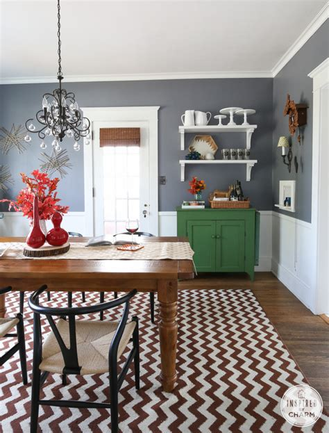 Dining Room Side Table Decor  Home Decorating & Painting