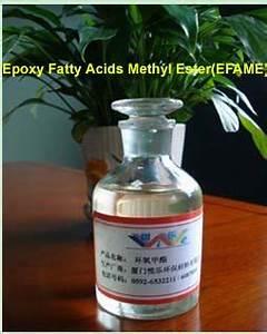 Plastic additives - Epoxy Fatty Acids Methyl Ester (EFAME ...