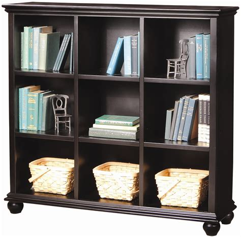 48inch Cube Bookcase By Aspenhome  Wolf And Gardiner