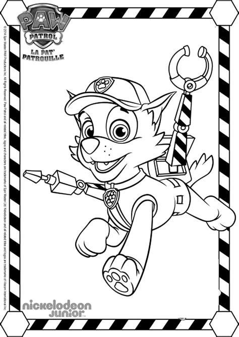 pat patrouille 9 dessins anim 233 s coloriages 224 imprimer