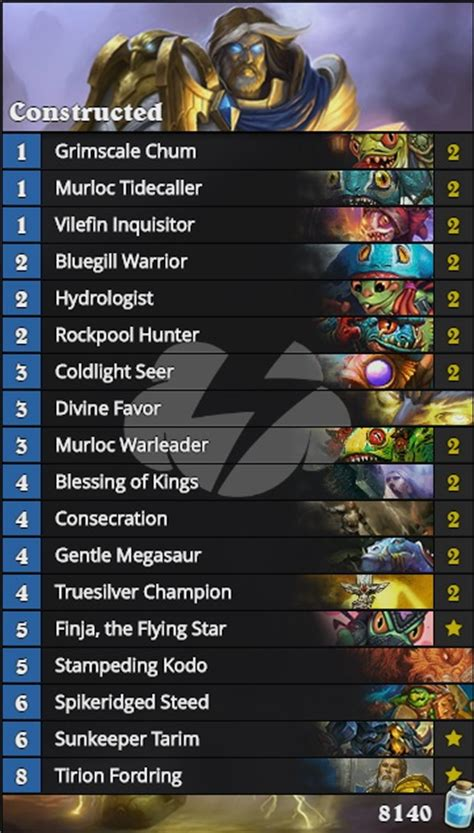 journey to un goro meta report 3 the rise of paladin esports edition