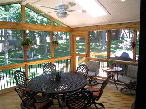 cheap screened in porch ideas modern home design with