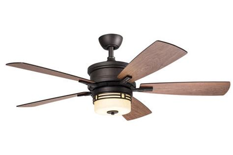 turn of the century 174 mission 52 quot bronze patina ceiling fan at menards 174