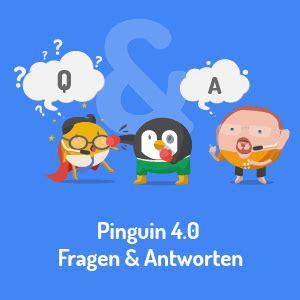 Pinguin 40 Fragen & Antworten
