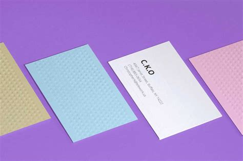 Moo Launches Letterpress Business Cards
