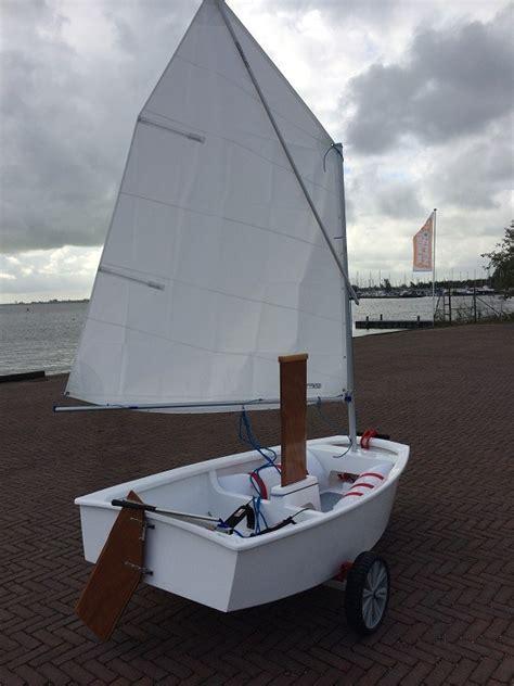 Optimist Zeilboot by Optimist Nieuw Laatste Sloepen Centrum