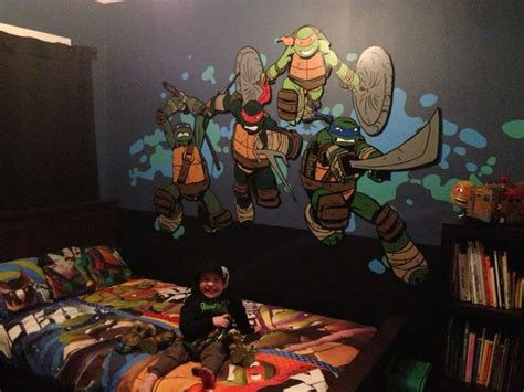 Turtle Decorations For Room by 11 Best Images About Mutant Turtle Bedroom
