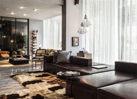 Wohnzimmer In Braun Und Beige Einrichten