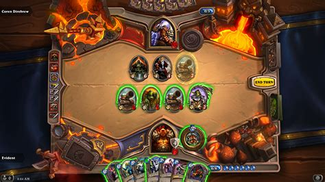 evident s heroic the grim guzzler warrior hearthstone
