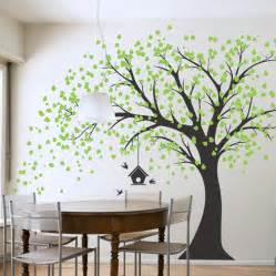 tree decal 2017 grasscloth wallpaper