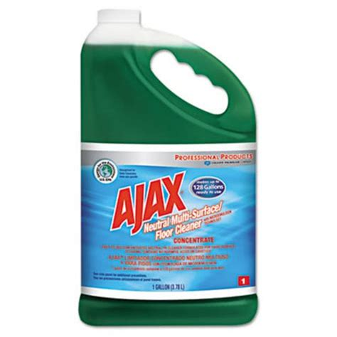 ajax expert neutral multi surface floor cleaner citrus 1