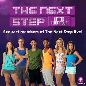 the next step hit the floor tour the next step wiki