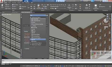 Download Autocad Architecture 2019 Free  All Pc World