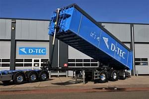 D Tec Düsseldorf : d tec introduceert kippertrailers trailer totaal ~ Markanthonyermac.com Haus und Dekorationen