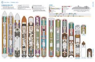 carnival vista deck plan compressed pdf image cruise lines