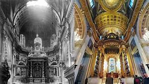 St Paul's Cathedral and UK cities transformed in 75 years ...