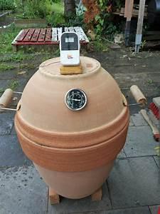 Töpfe Keramik Beschichtung Test : diy keramikgrill aus blument pfen grillforum und bbq ~ Markanthonyermac.com Haus und Dekorationen