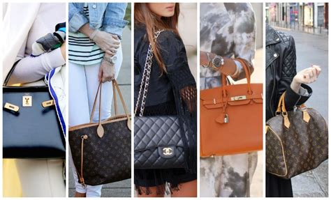 Choosing The Luxury Bags