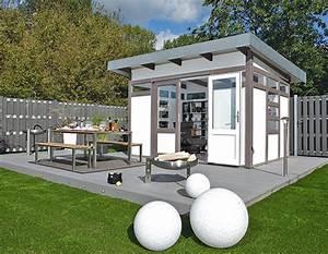 Gartenhaus Modernes Design : modernes design gartenhaus das eigene haus ~ Markanthonyermac.com Haus und Dekorationen