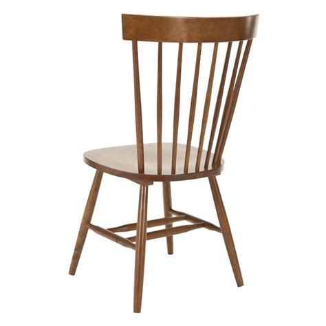 safavieh furniture amh8500 dining chair set of 2 at lowe s canada diningroom