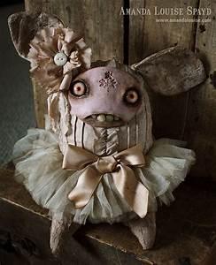 421 best OOAK, Custom & Art Dolls images on Pinterest ...